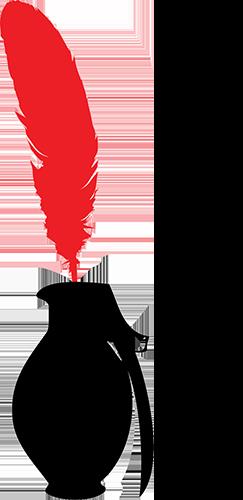 written weapons image